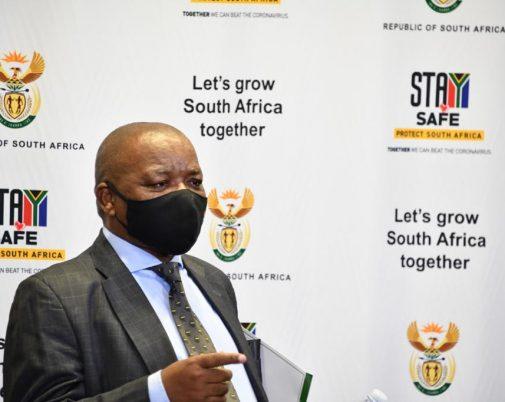 ANC National Chair, Gwede Mantashe